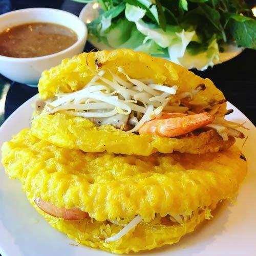 bánh Khoái ngon nhất ở Huế