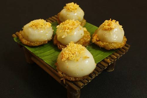 bánh Ram Ít tại Huế