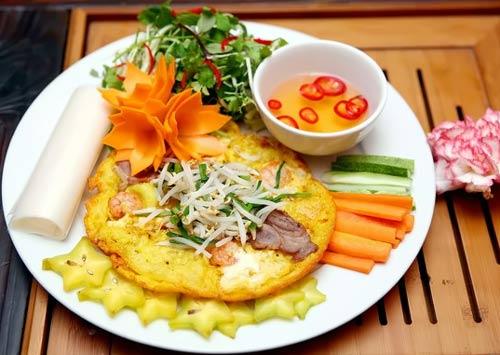bánh Khoái tại Huế